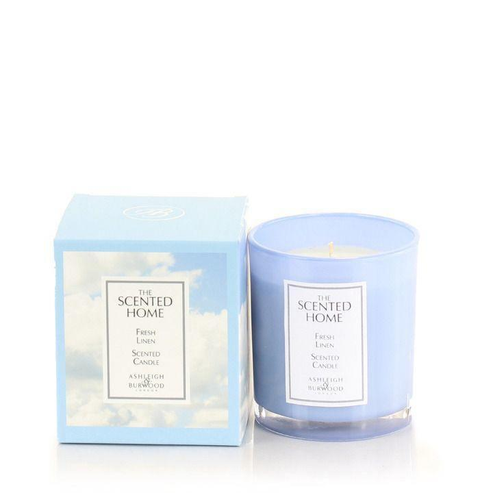 fresh linen candle ashleigh and burwood