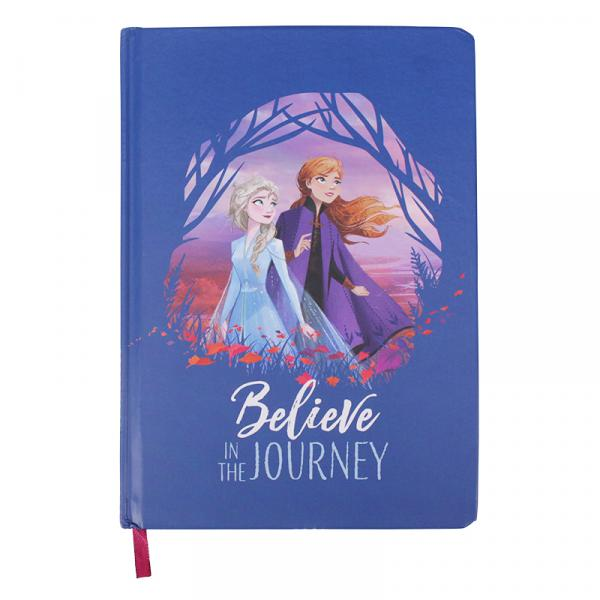 Frozen 2 Notebook Front