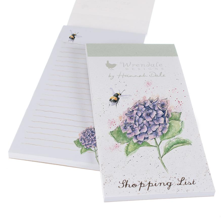 Wrendale Magnetic Shopping Pad Bee