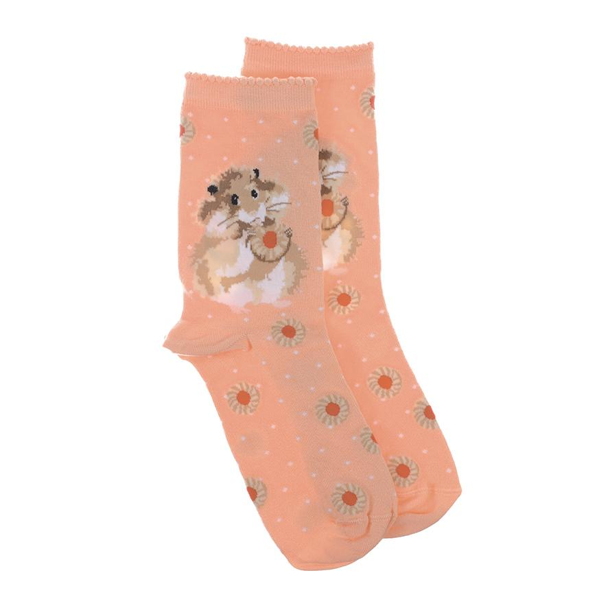 Wrendale Hamster Socks