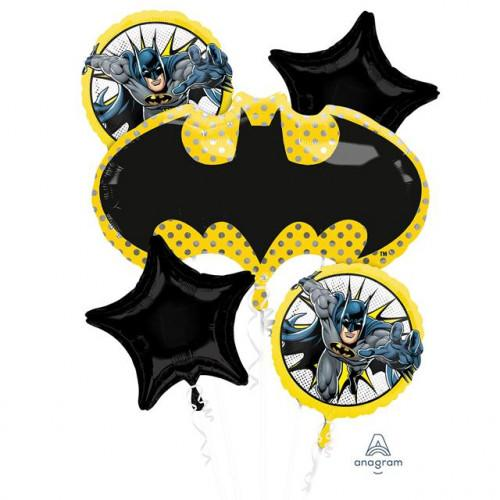 Justice League Batman Large balloon bouquet