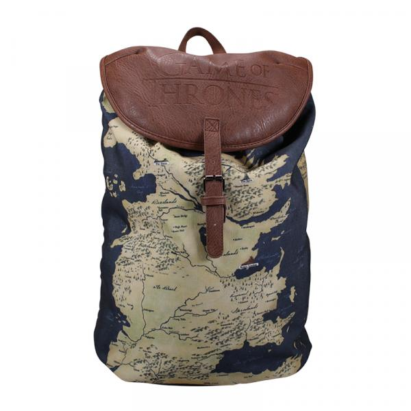 Game of thrones rucksack westeros front