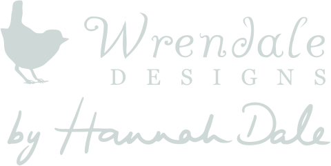 wrendale designs by hannah dale logo