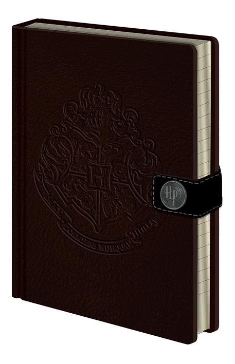 HARRY POTTER A5 NOTEBOOK FRONT