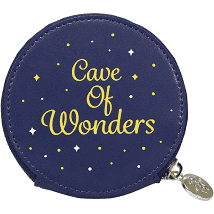 ALADDIN COIN PURSE CAVE OF WONDERS BACK