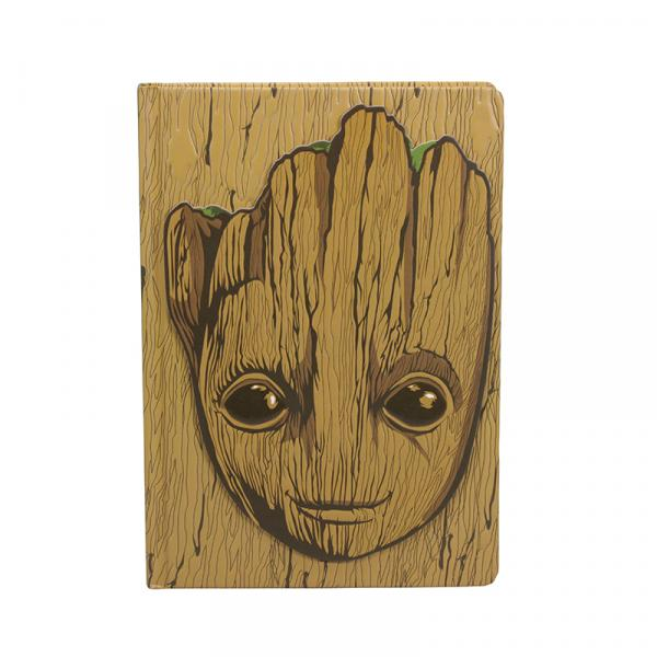 Groot Guardians of the Galaxy A5 Notebook Front