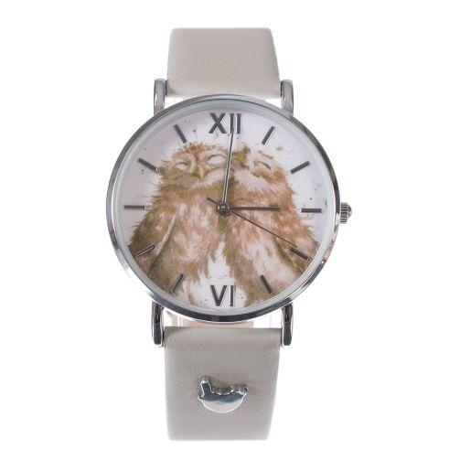 Wrendale Watch Owl Front