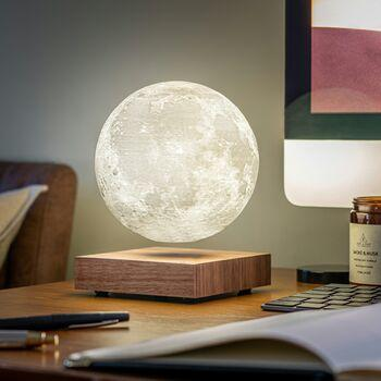 Levitating Moon Lamp by Gingko picture 1
