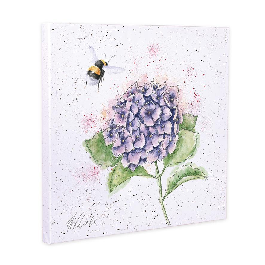 bee canvas wrendale