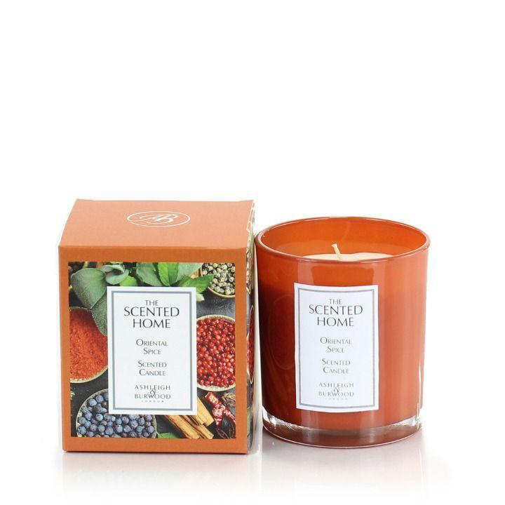 oriental spice candle asheigh and burwood
