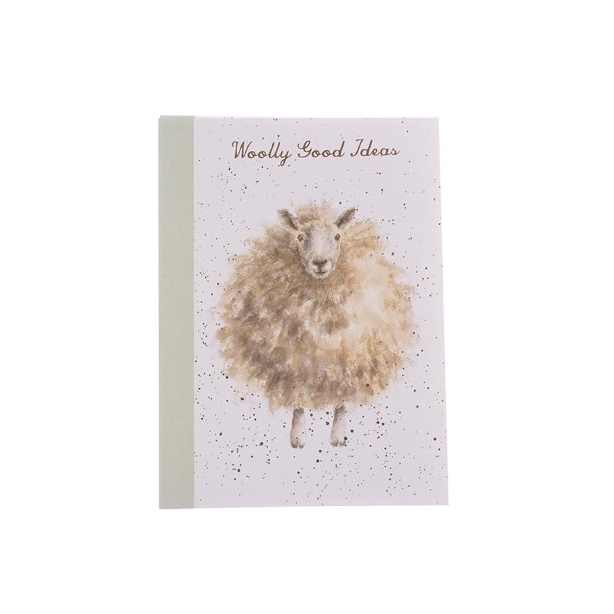 Wrendale A6 Notebook Sheep
