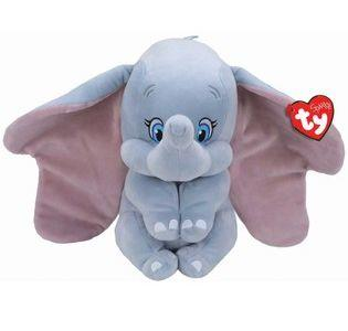 Dumbo TY soft toy with noise