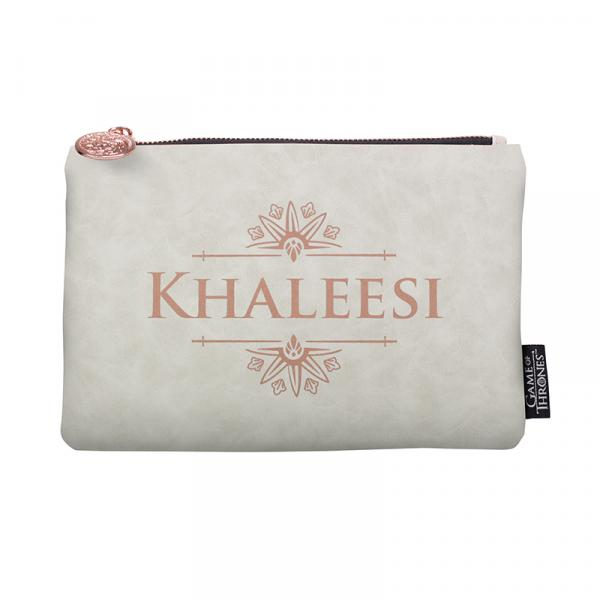 GAME OF THRONES COSMETIC BAG FRONT