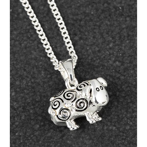 Equilibrium Sheep Necklace