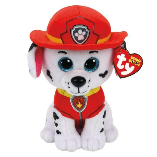 Nickelodeon Paw patrol TY soft toy Marshall