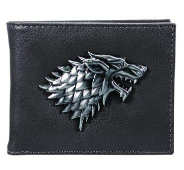 Game of Thrones Wallet Stark Front
