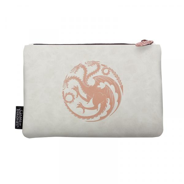 KHALEESI REVERSE COSMETIC BAG