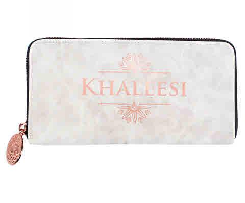 GAME OF THRONES KHALEESI PURSE FRONT