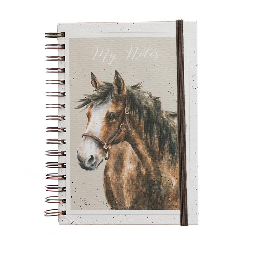 spirit notebook wrendale