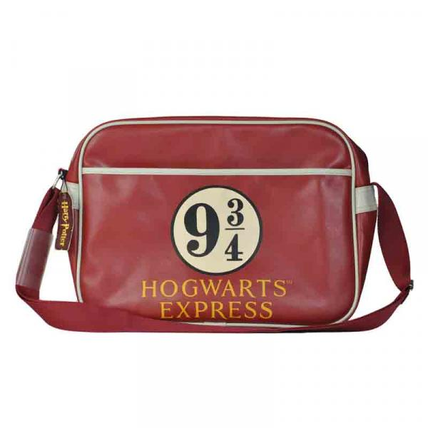 HARRY POTTER - RETRO MESSENGER BAG