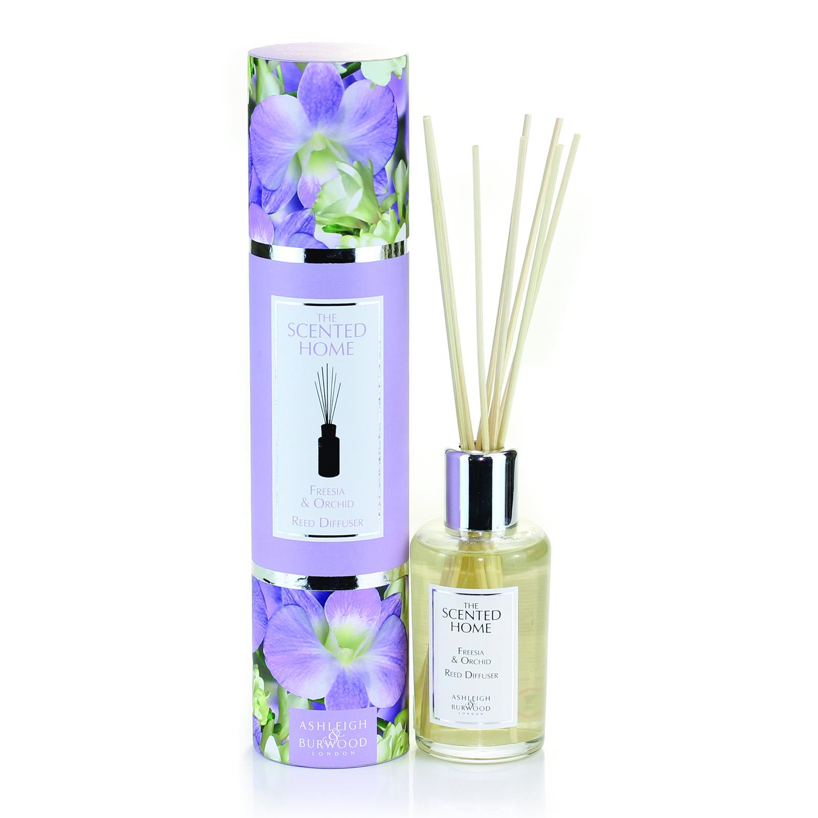 SCENTED HOME DIFFUSER 150ml FREESIA & ORCHID