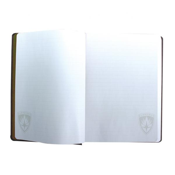 Groot Guardians of the Galaxy A5 Notebook Inside
