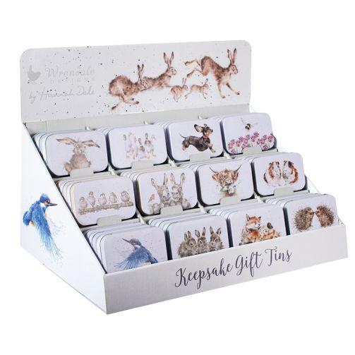 Wrendale Mini Keepsake Gift Tin All
