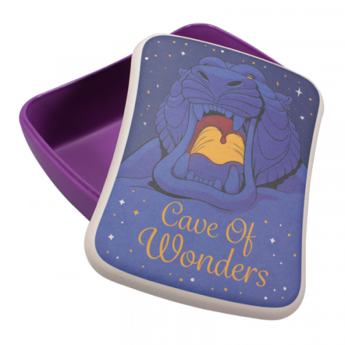 Aladdin cave of wonders lunch box