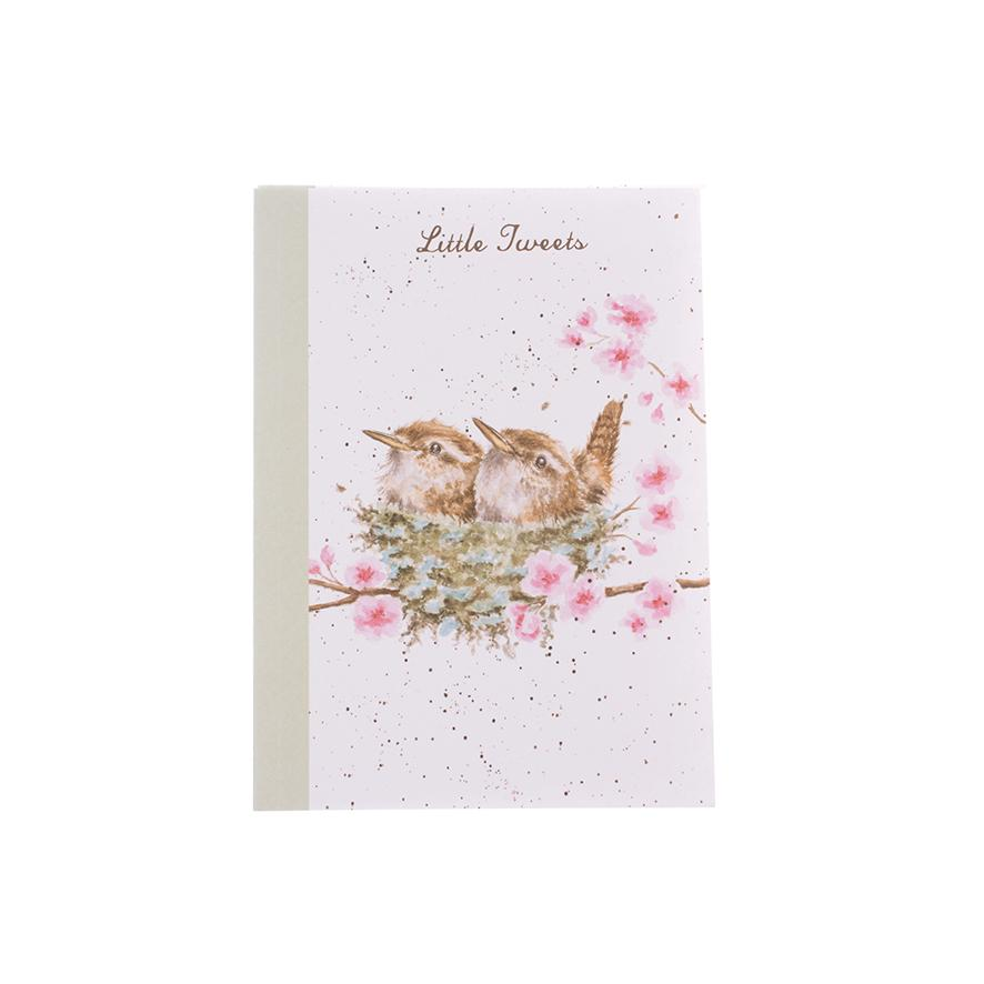 Wrendale A6 Notebook Birds