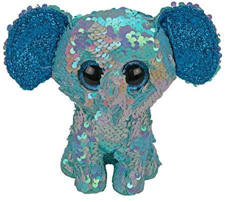 TY Flippable toy stuart elephant