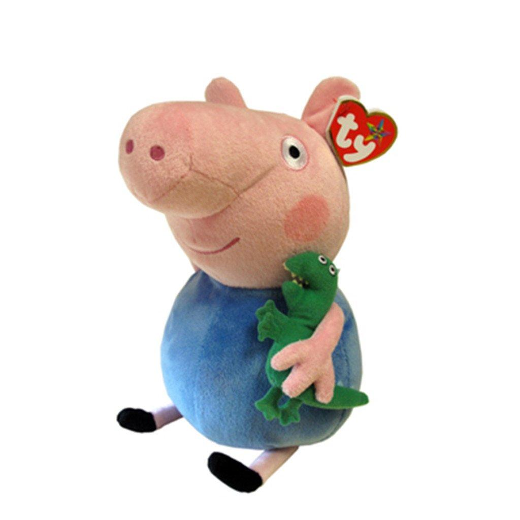 TY Peppa Pig george soft toy