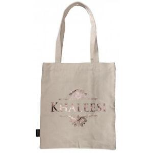 Game Of Thrones - Tote Canvas Bag Khaleesi front