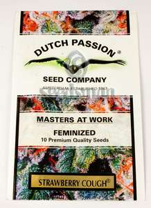 Dutch PassionStrawberry Cough Feminised Seeds