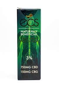 ECS CBD Gold Drops (3%)