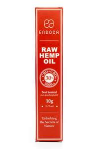 Endoca Raw CBD Hemp Oil (30%)
