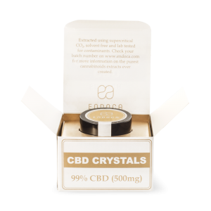 Endoca CBD Crystals (99%)