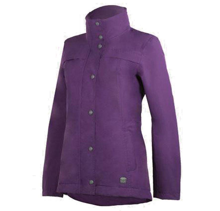 Cheval Riding Jacket Purple