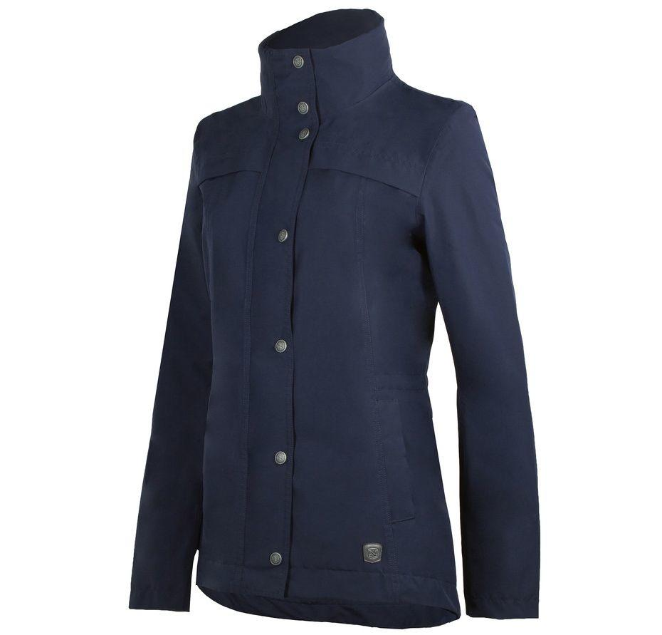 Cheval Riding Jacket Navy Blue