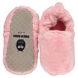 product image of pink fluffy shoes