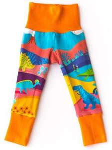 merle kids dinosaur leggings
