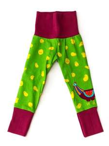 merle kids mama hen leggings