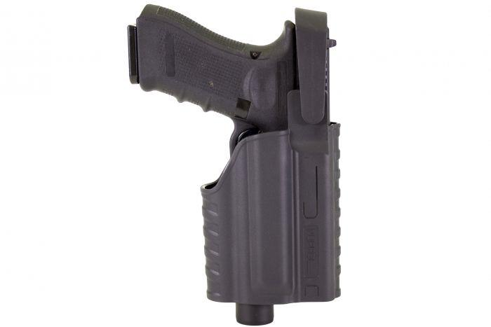 Nuprol Glock holster with torch