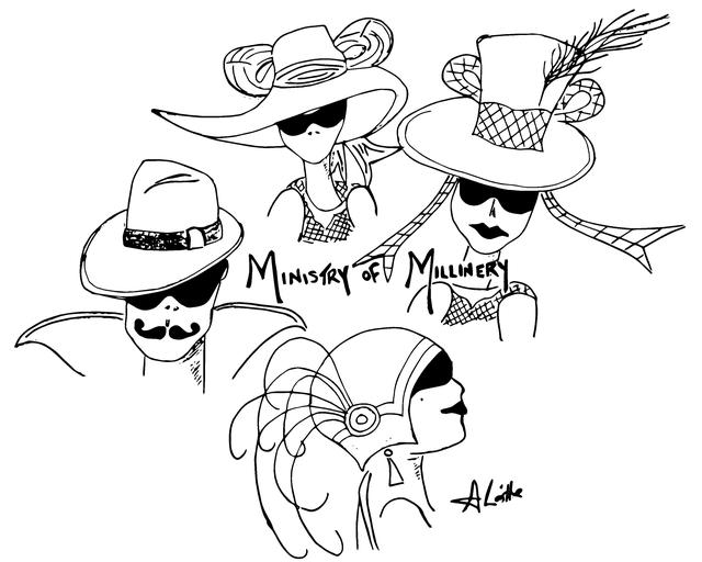 Ministry of Millinery