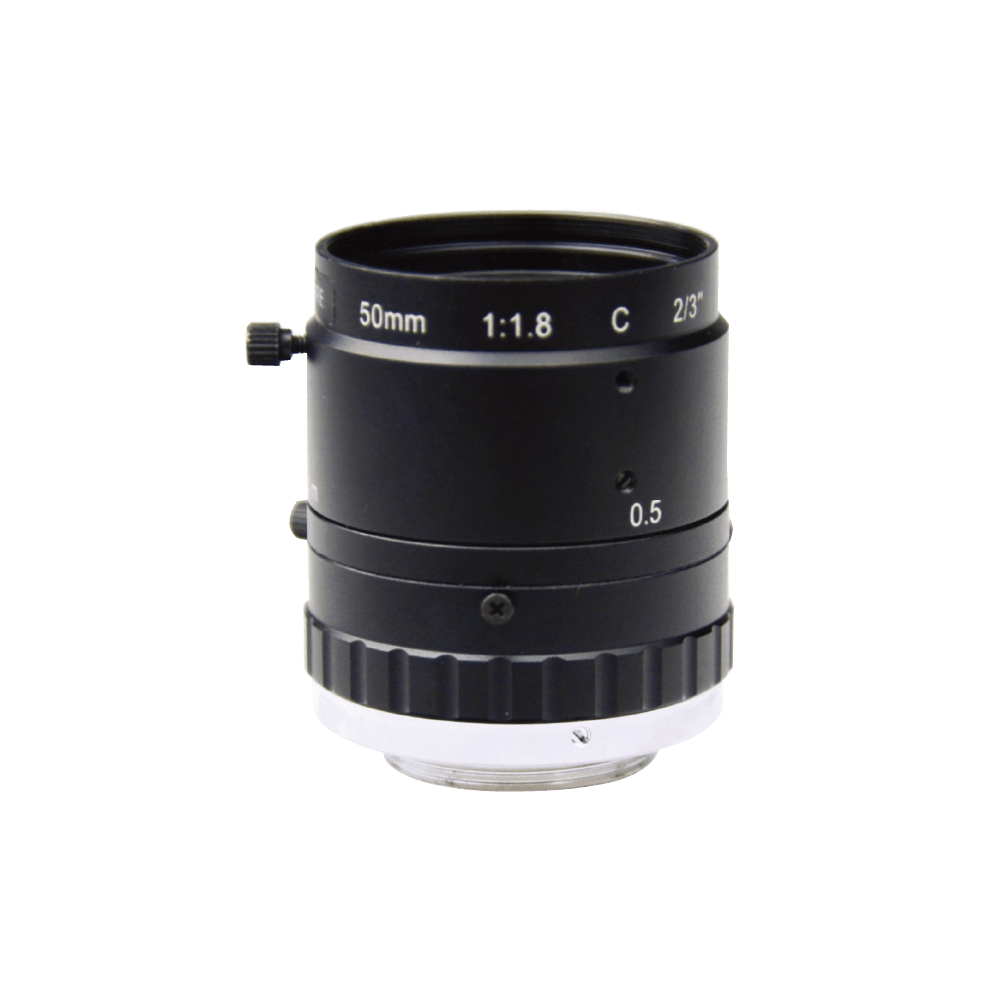 Azure C-Mount 50mm 10MP Machine Vision Lens