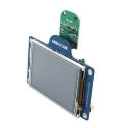 Arducam Camera shield V2-LF w/ 3.2'' Touch Screen 320*240 LCD + 2MP (OV2640) Camera Module Kit