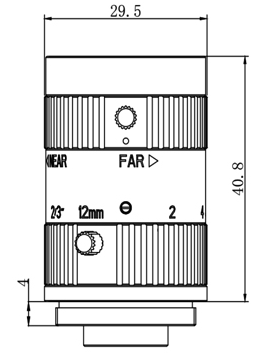 MVL-MF1220M-5MP Diagram