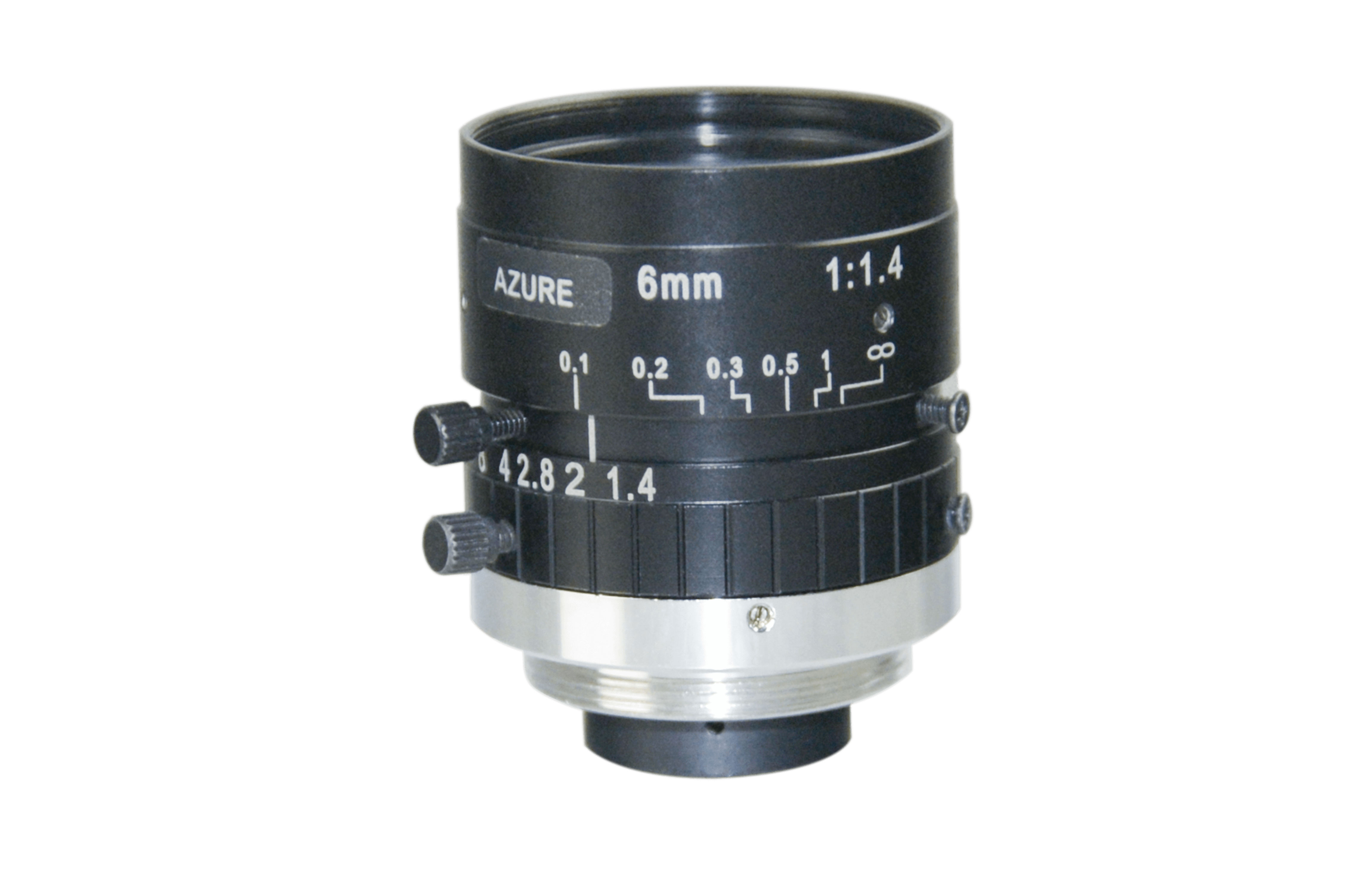 Azure C-Mount 6mm Machine Vision Lens