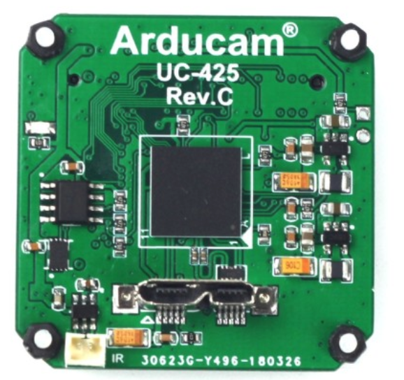 Arducam USB3 Camera Shield