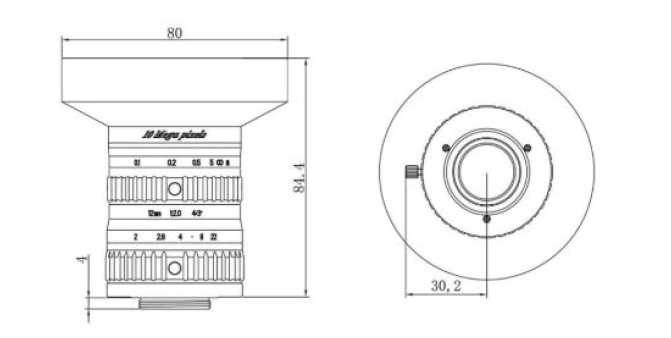 SA1220M-10MP Diagram