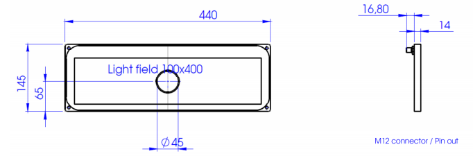 DTL-1040 Diagram